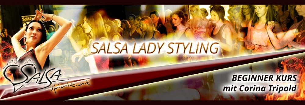 Salsa Beginner Lady Styling